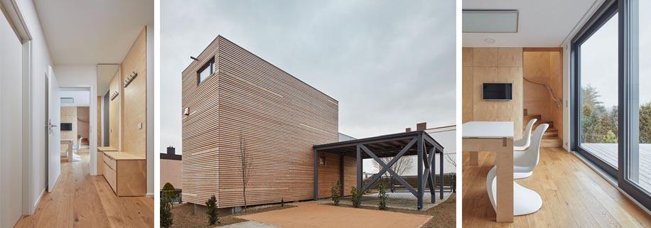 Casa Ecologica hecha en tiempo Record